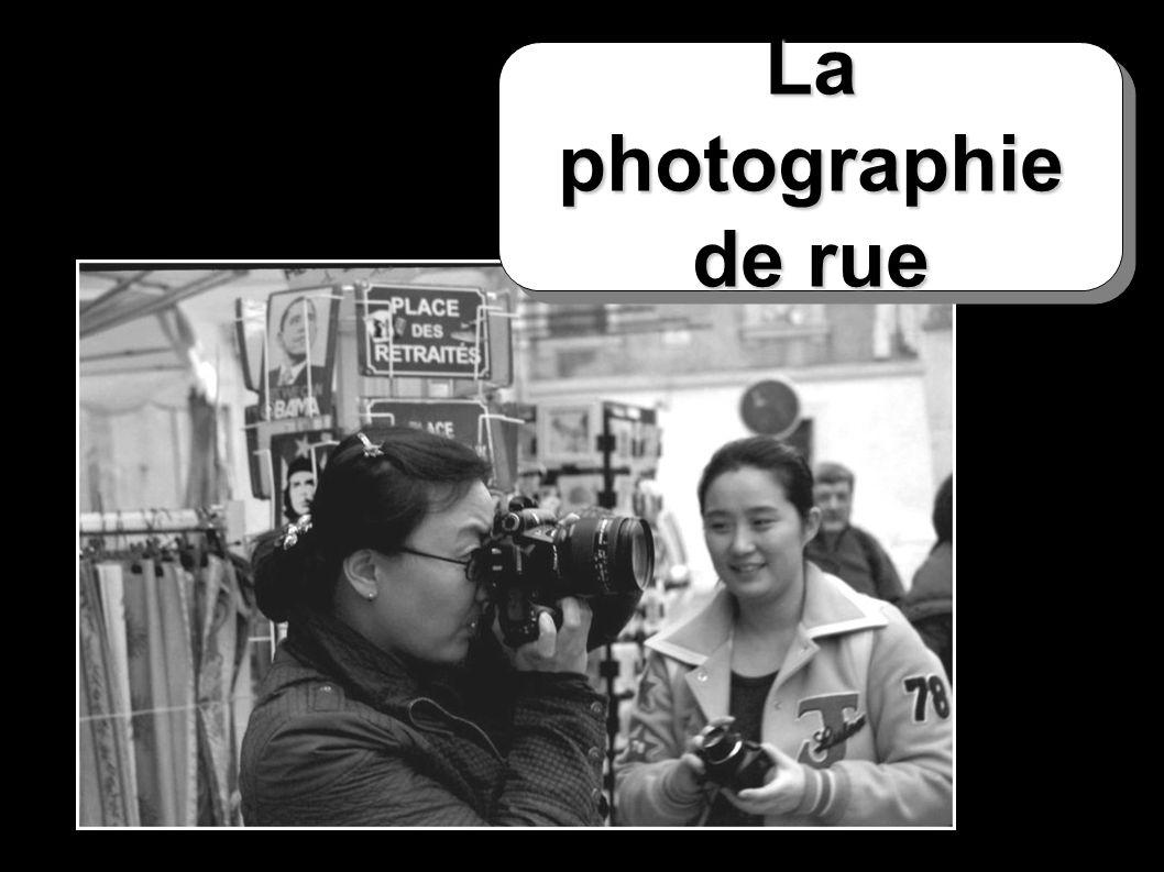 La photographie de rue