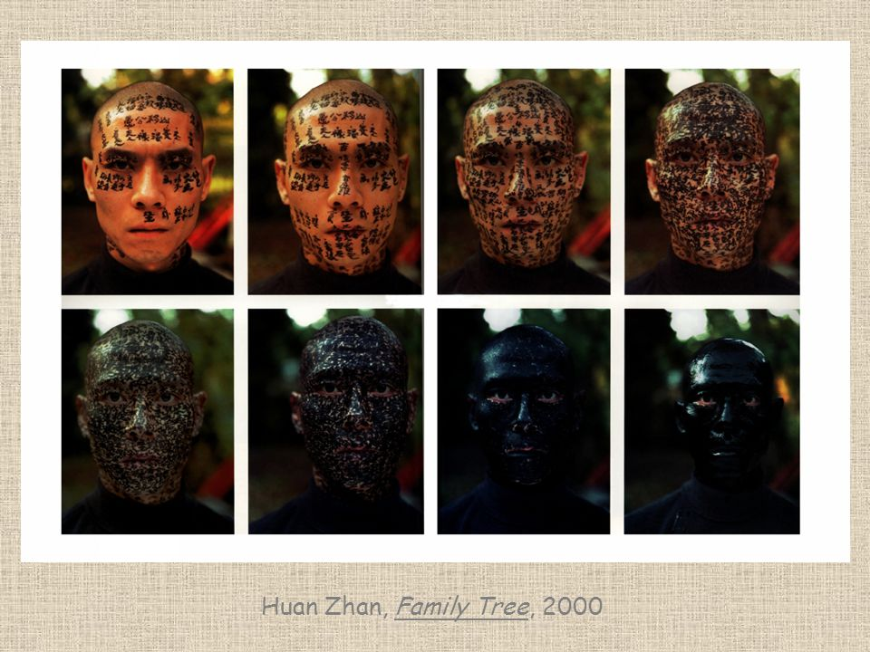 Huan Zhan, Family Tree, 2000