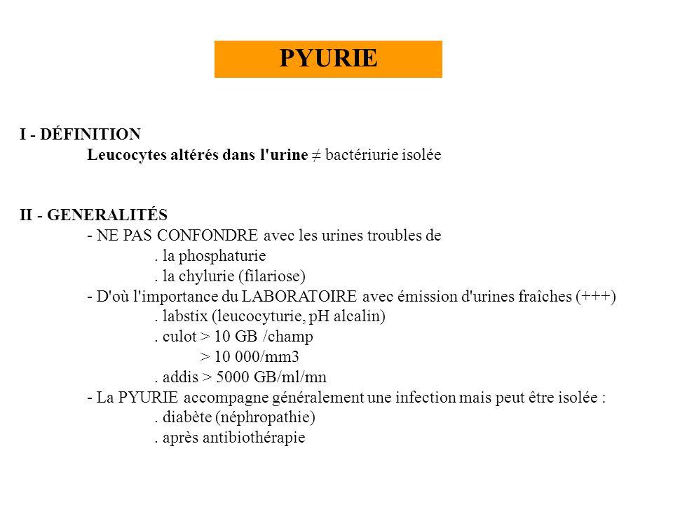 pyurie i d finition leucocytes alt r s dans l 39 urine bact riurie isol e ii generalit s ne. Black Bedroom Furniture Sets. Home Design Ideas