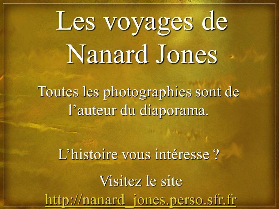 Les voyages de Nanard Jones