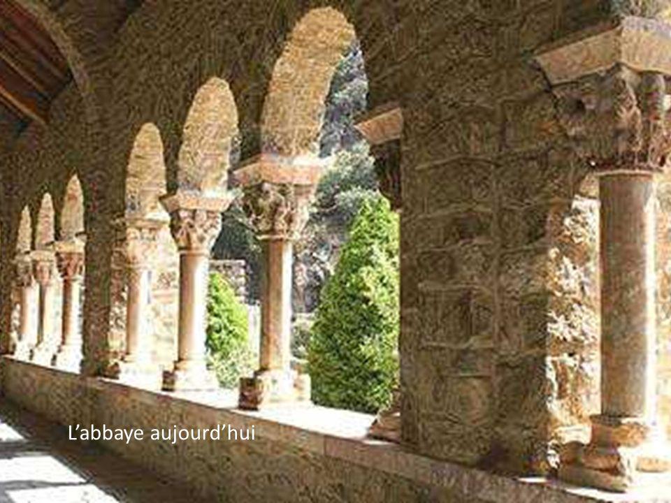 L'abbaye aujourd'hui