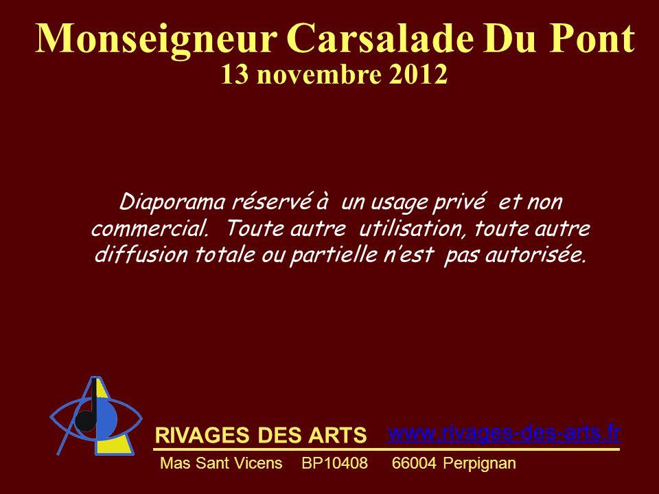 Monseigneur Carsalade Du Pont