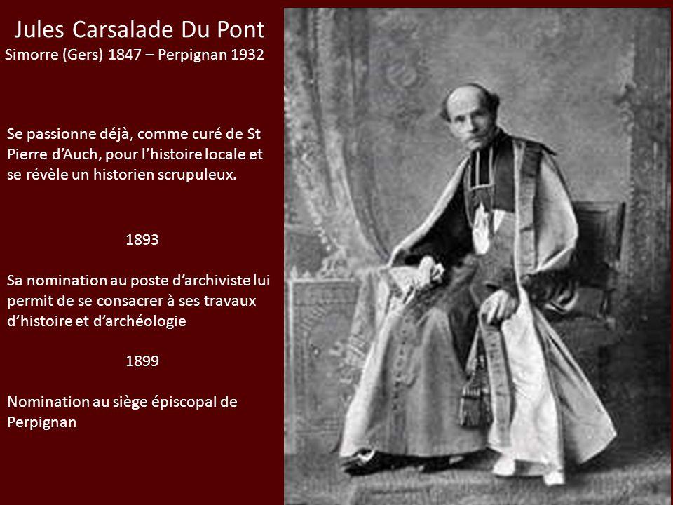 Jules Carsalade Du Pont