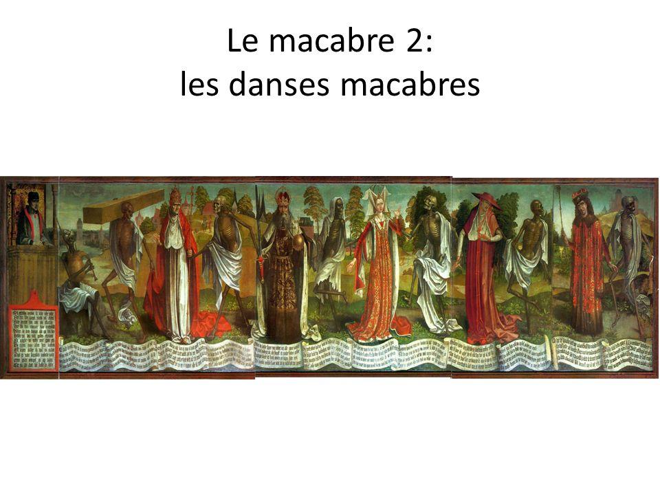 Le macabre 2: les danses macabres