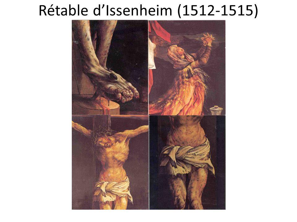 Rétable d'Issenheim (1512-1515)