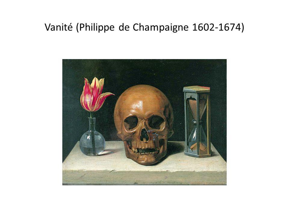 Vanité (Philippe de Champaigne 1602-1674)