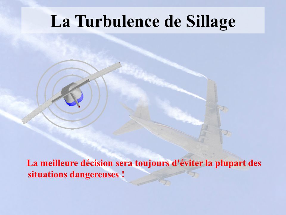 La Turbulence de Sillage