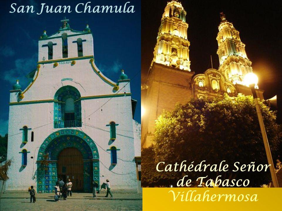 Cathédrale Señor de Tabasco Villahermosa