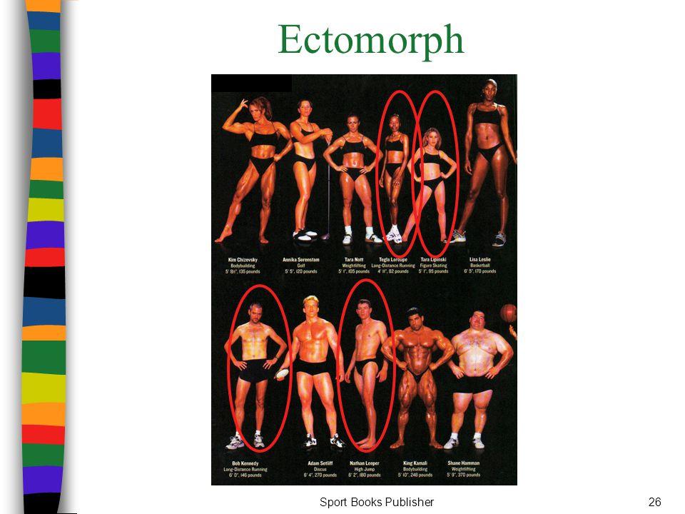 Ectomorph Sport Books Publisher