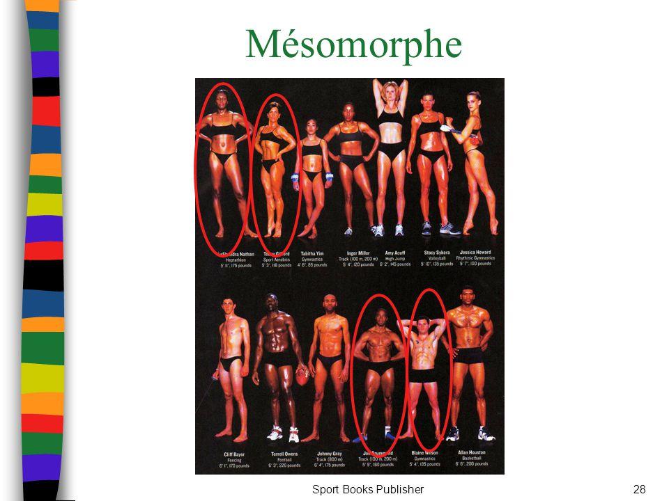 Mésomorphe Sport Books Publisher