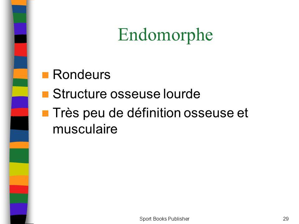 Endomorphe Rondeurs Structure osseuse lourde