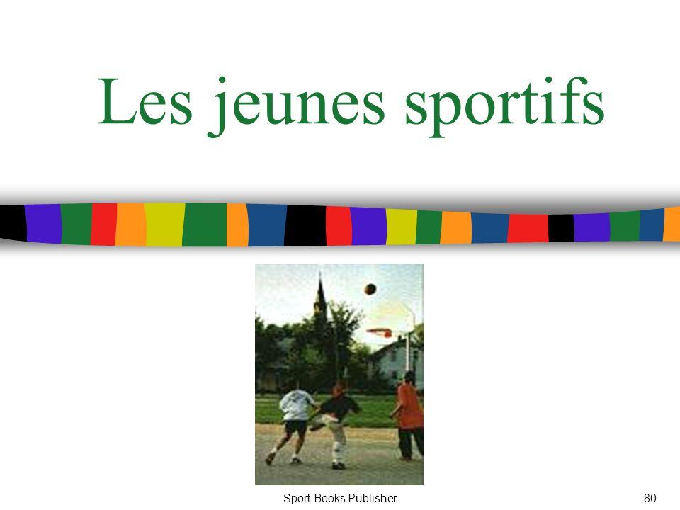 Les jeunes sportifs Sport Books Publisher