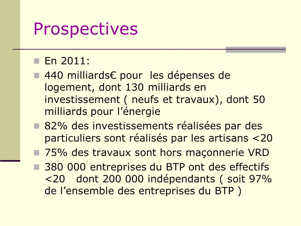 ProspectivesEn 2011: