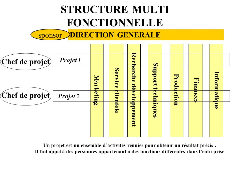 STRUCTURE MULTI FONCTIONNELLE