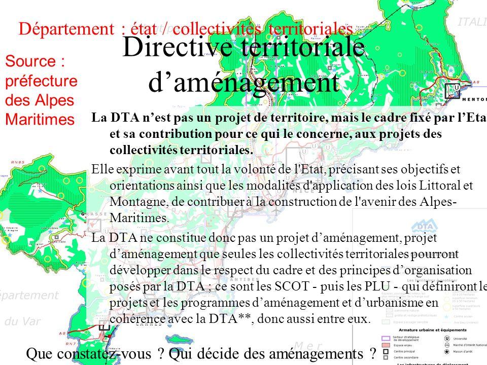 Directive territoriale d'aménagement
