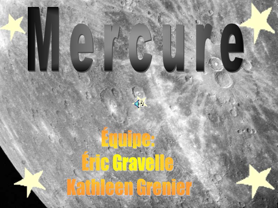 Mercure Équipe: Éric Gravelle Kathleen Grenier
