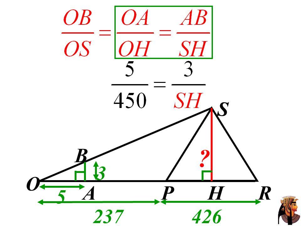 O 237 426 S 5 3 A H R P B
