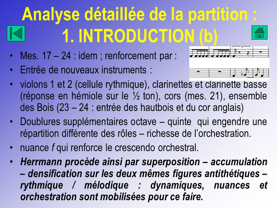 Analyse détaillée de la partition : 1. INTRODUCTION (b)