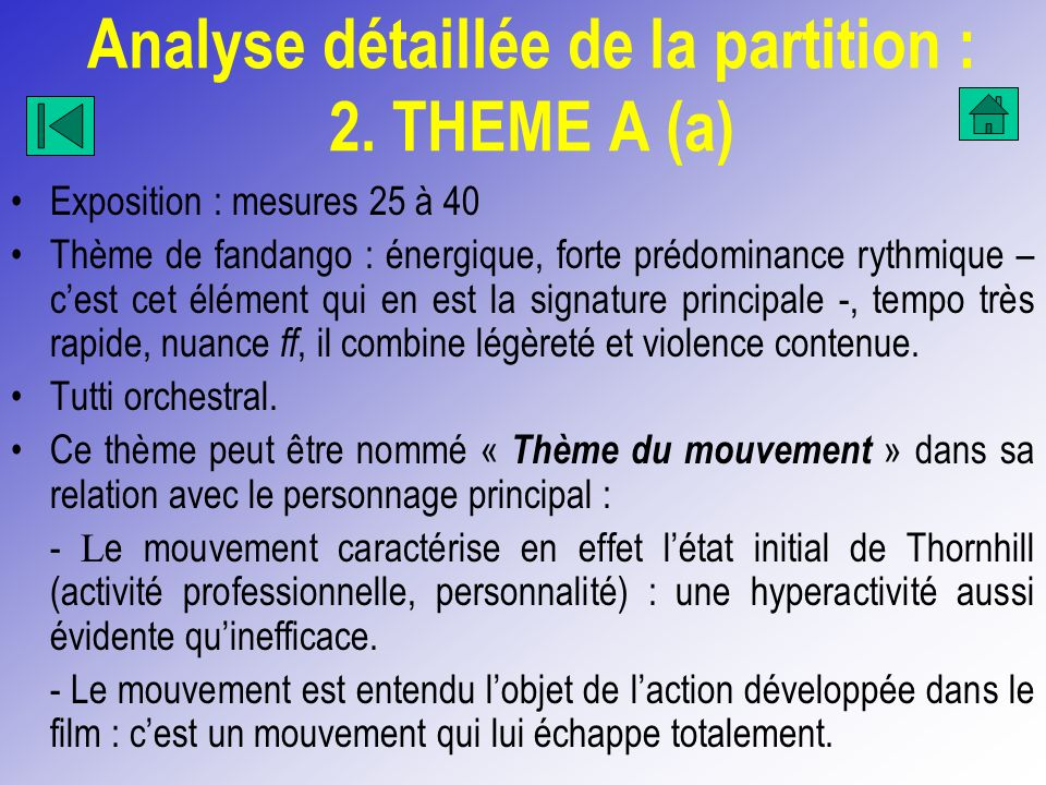 Analyse détaillée de la partition : 2. THEME A (a)