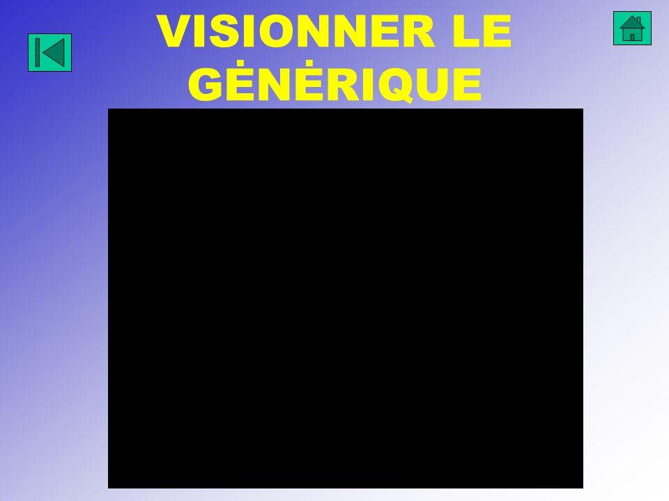 VISIONNER LE GĖNĖRIQUE