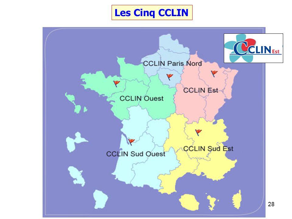 Les Cinq CCLIN