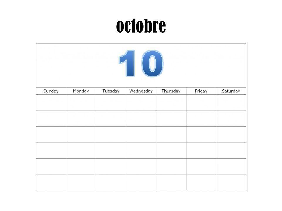 octobre 10