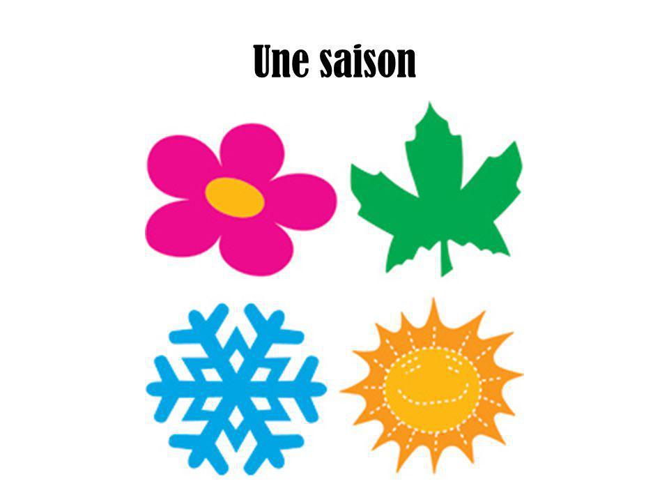 Une saison