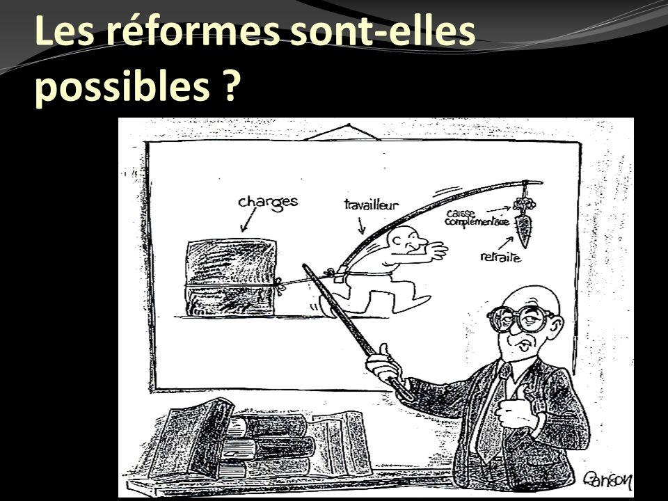 Les réformes sont-elles possibles