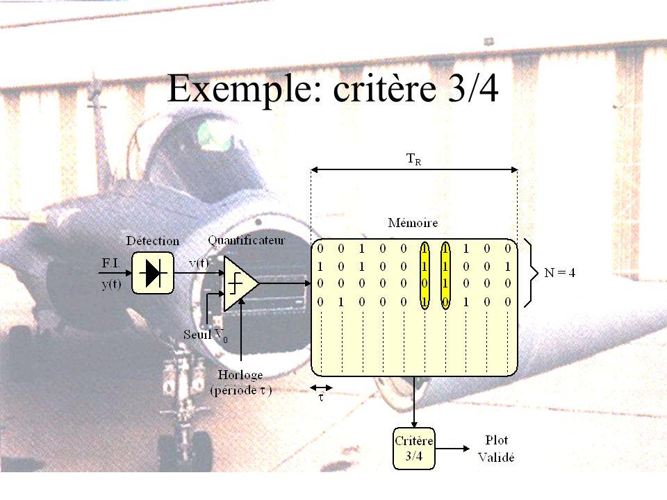 Exemple: critère 3/4