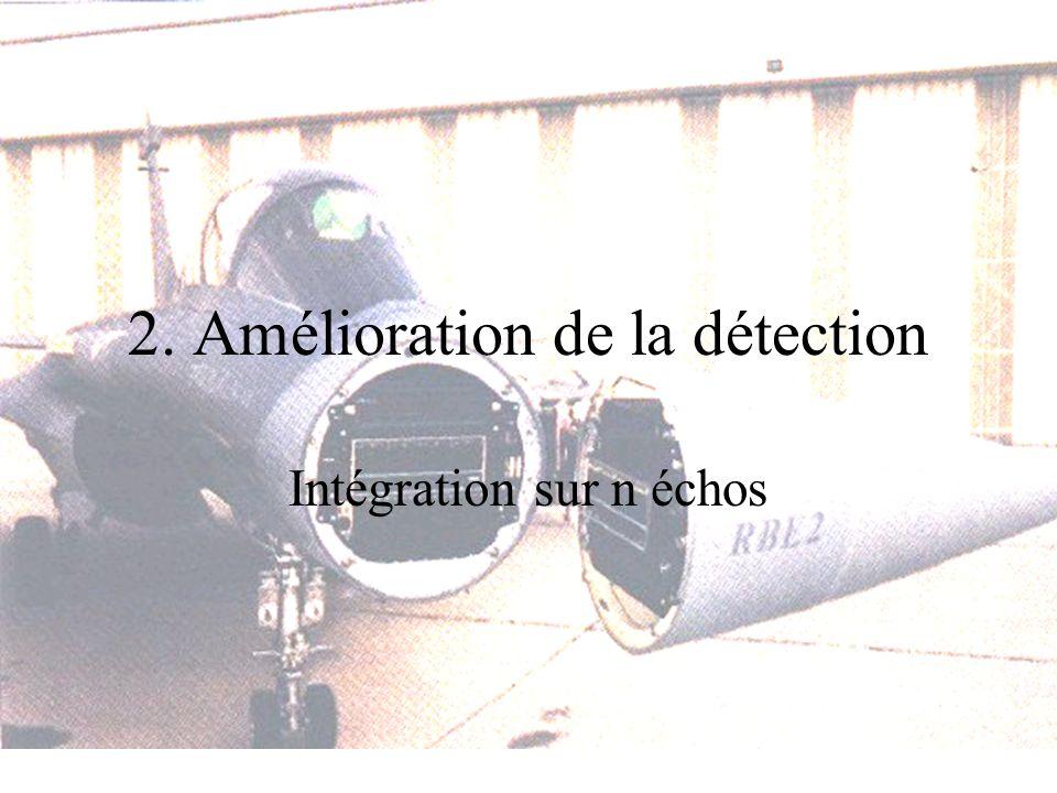 2. Amélioration de la détection
