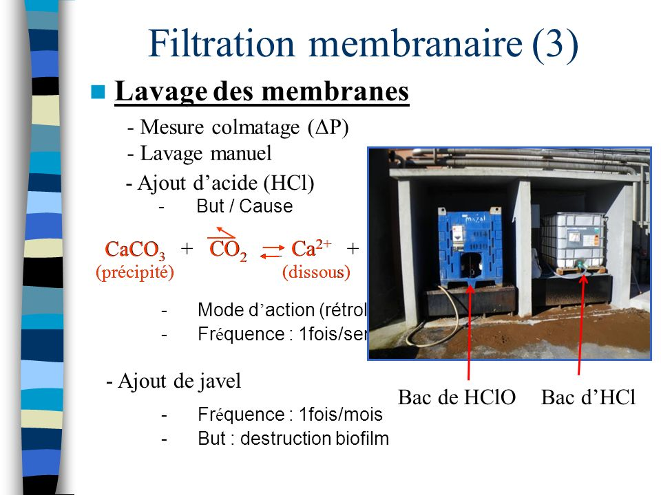 Filtration membranaire (3)
