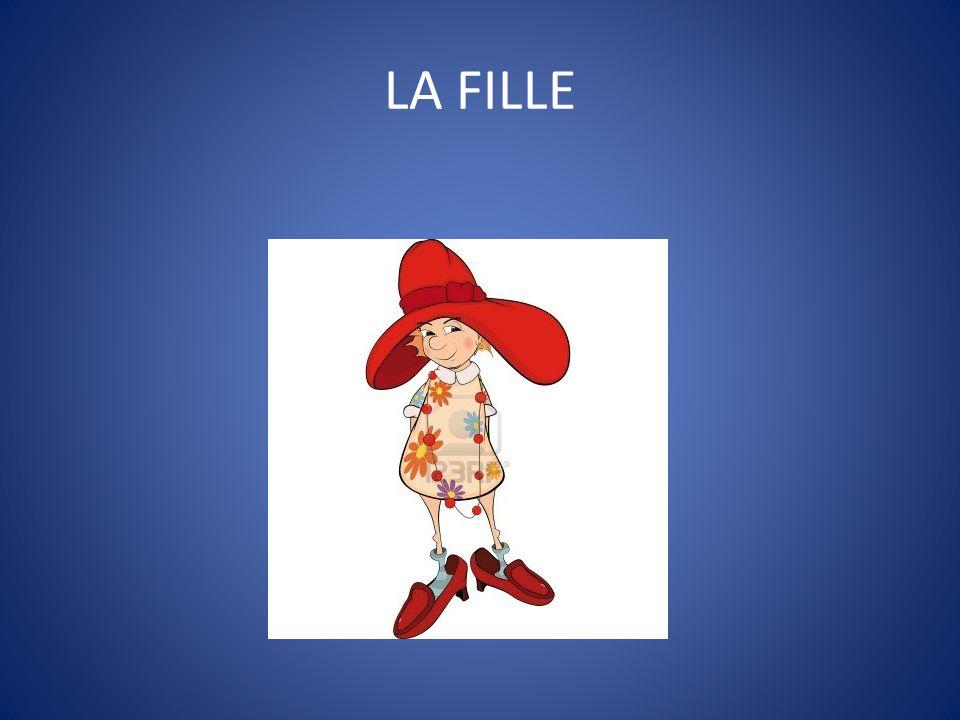 LA FILLE