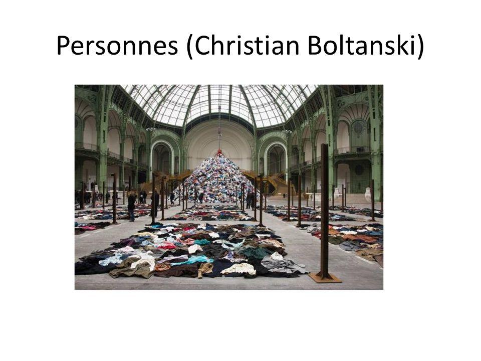 Personnes (Christian Boltanski)