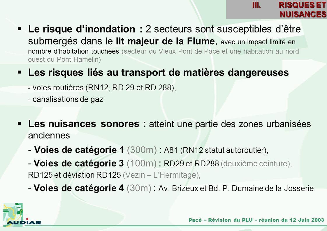 Les risques liés au transport de matières dangereuses