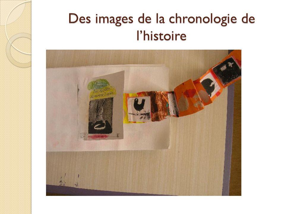 Des images de la chronologie de l'histoire