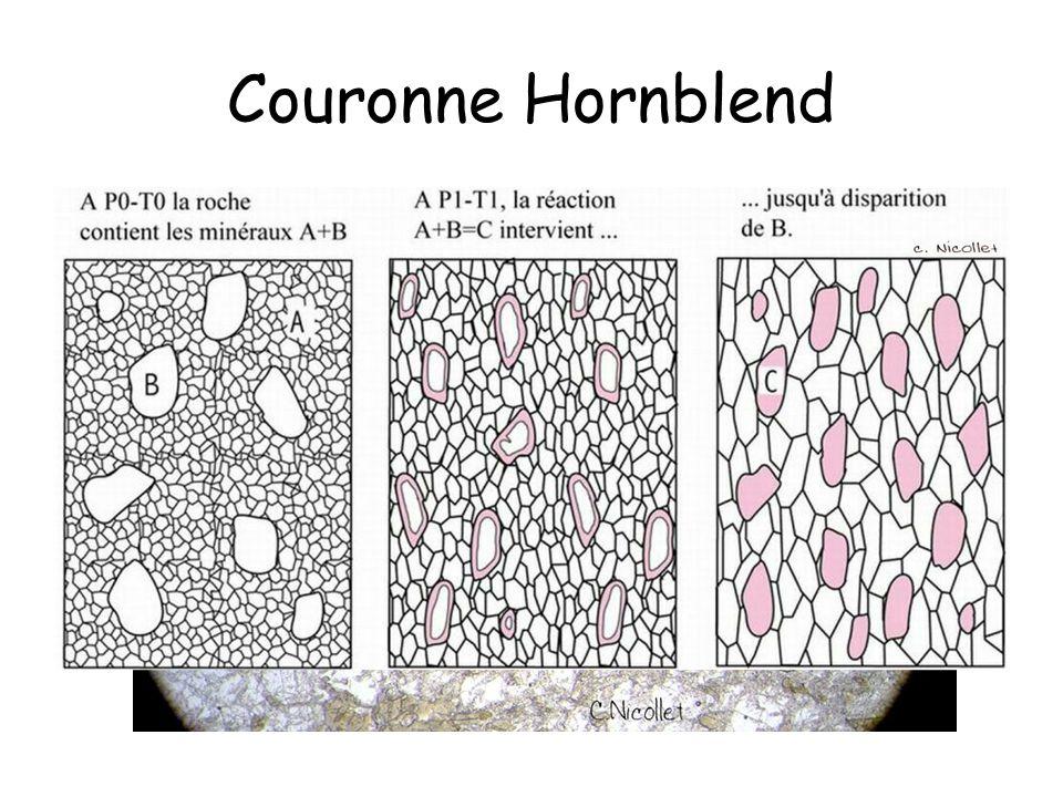 Couronne Hornblend