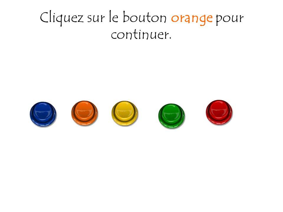 Cliquez sur le bouton orange pour continuer.