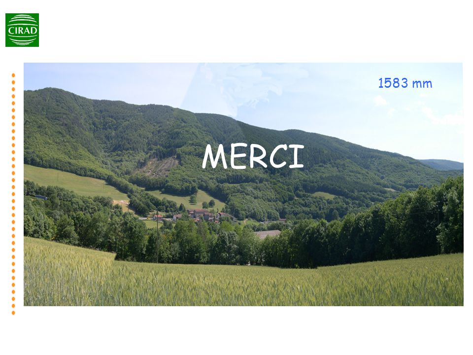 1583 mm MERCI