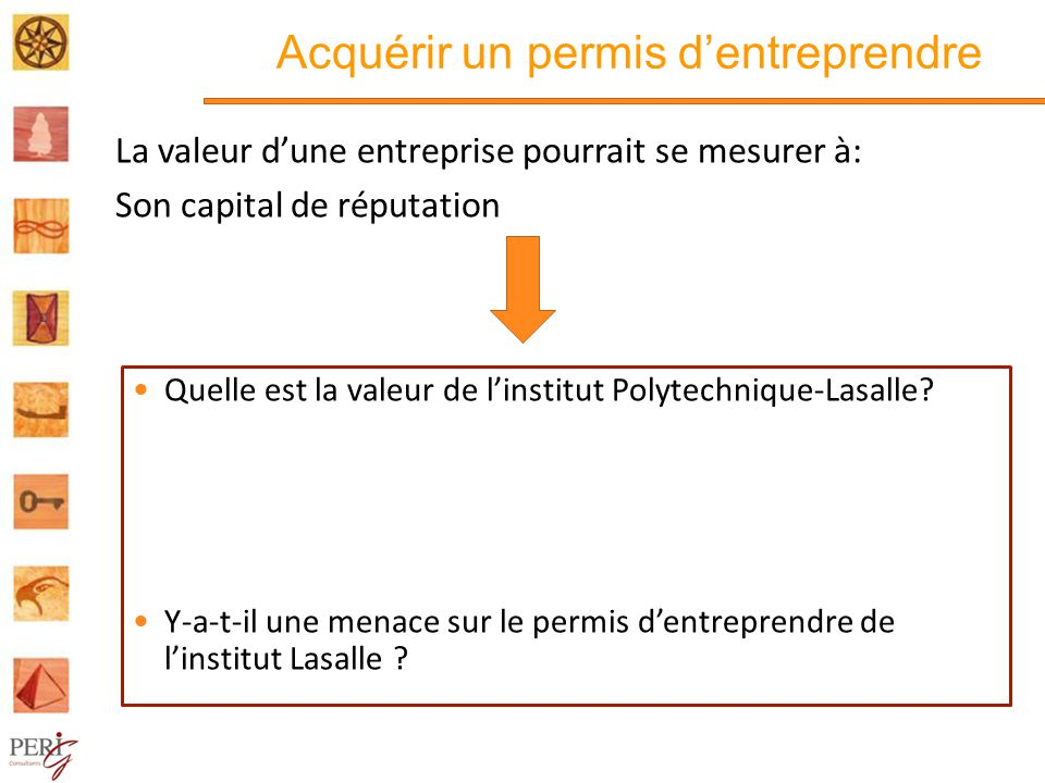 Acquérir un permis d'entreprendre