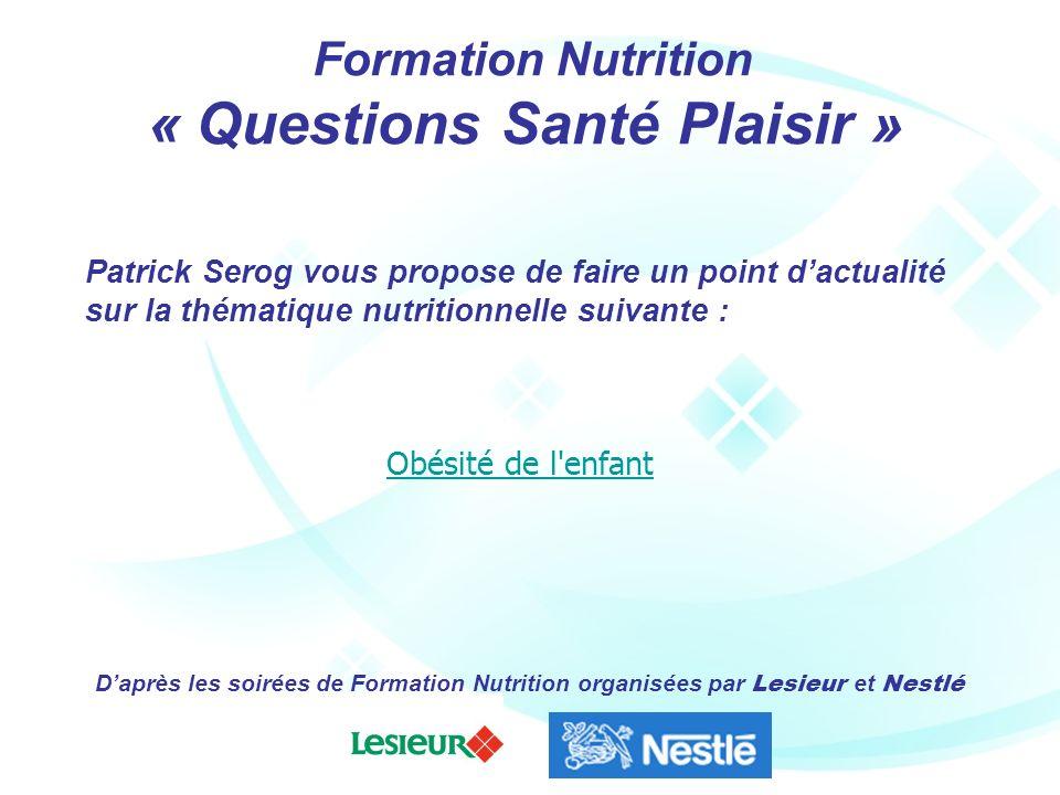 « Questions Santé Plaisir »