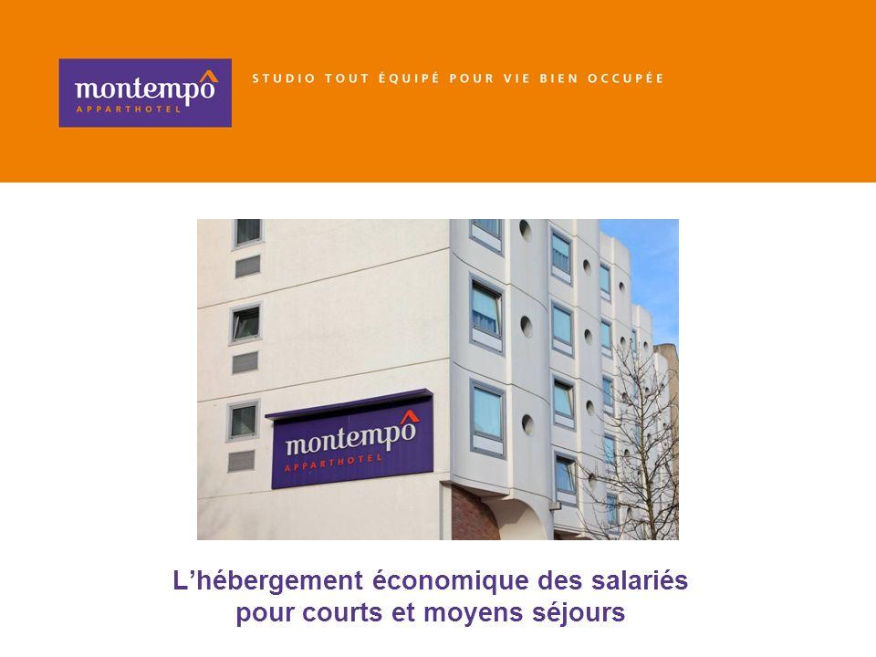 L'hébergement économique des salariés pour courts et moyens séjours