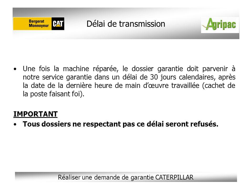 Délai de transmission