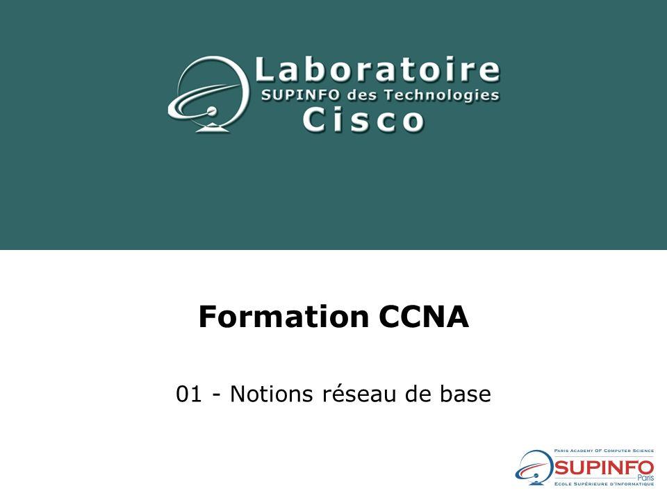 01 - Notions réseau de base