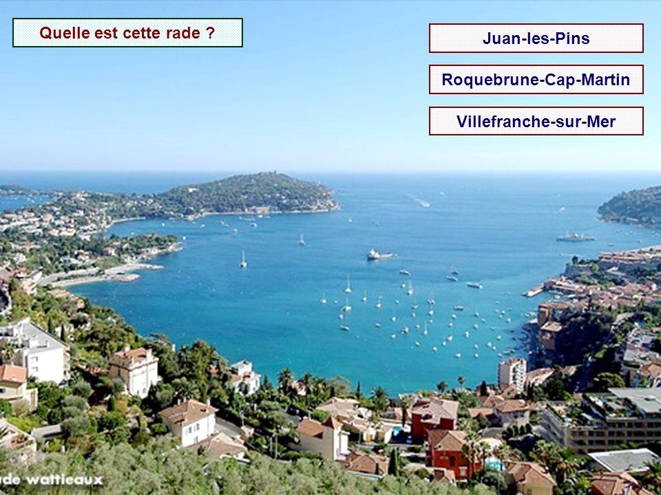 Roquebrune-Cap-Martin Villefranche-sur-Mer