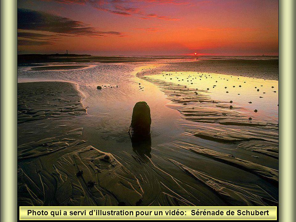 Photo qui a servi d'illustration pour un vidéo: Sérénade de Schubert