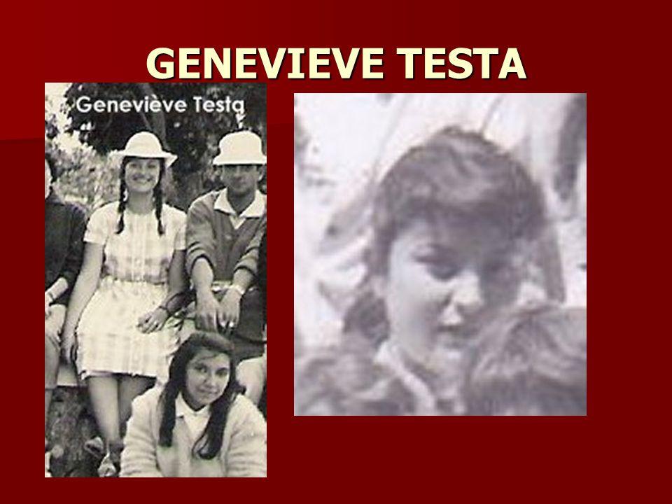 GENEVIEVE TESTA