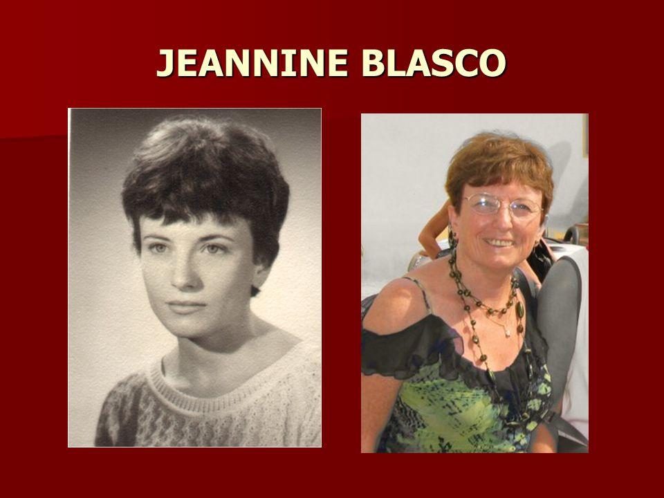 JEANNINE BLASCO