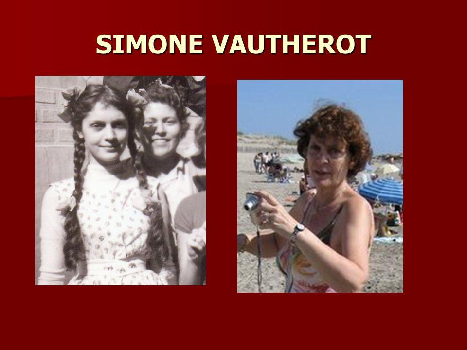 SIMONE VAUTHEROT