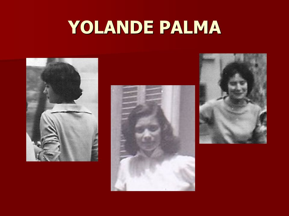 YOLANDE PALMA