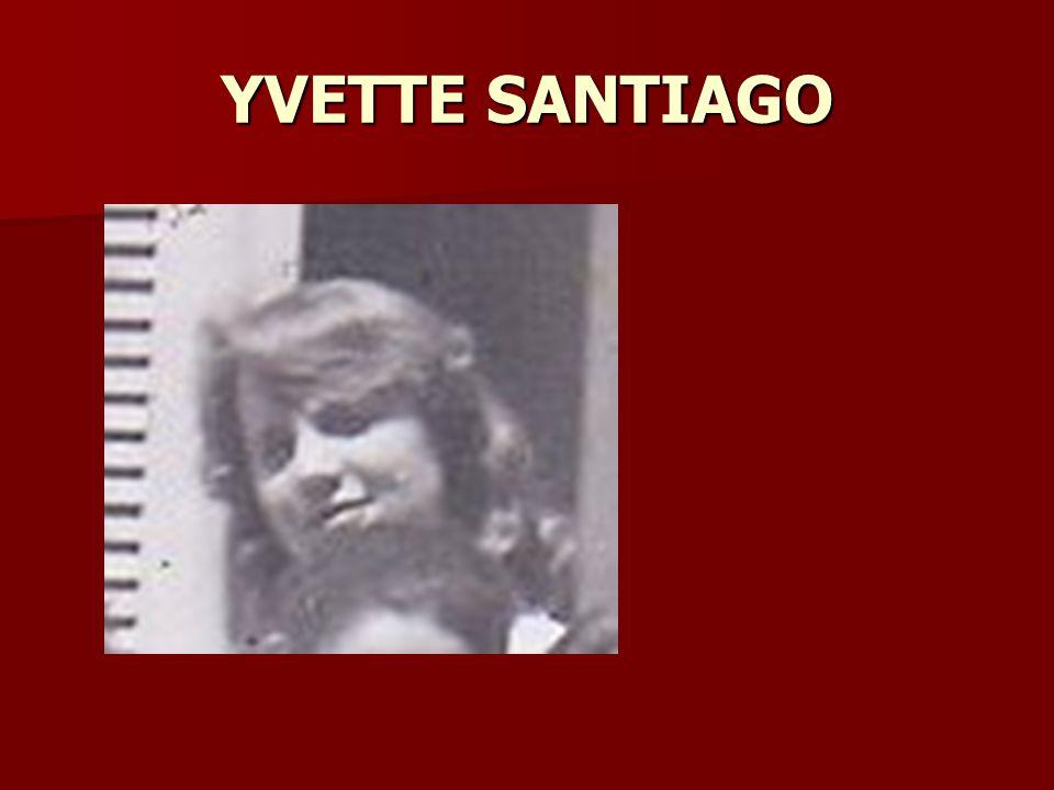 YVETTE SANTIAGO